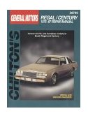 Buick Regal and Century, 1975-87 1998 9780801989810 Front Cover