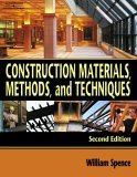 Construction Materials, Methods, and Techniques 2nd 2006 Revised 9781418001810 Front Cover