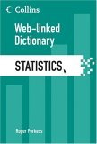 Statistics Web-Linked Dictionary 2006 9780060851811 Front Cover