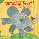 Dancing Feet! 2012 9780307930811 Front Cover