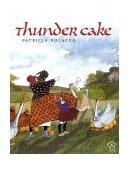 Thunder Cake 1997 9780698115811 Front Cover