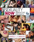 Sexuality Now Embracing Diversity 4th 2012 9781111835811 Front Cover