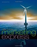 Marketing Express 2nd 2010 9780538466813 Front Cover