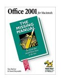 Office 2001 for Macintosh: the Missing Manual The Missing Manual 2001 9780596000813 Front Cover