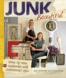 Junk Beautiful Room by Room Makeovers with Junkmarket Style 2008 9781561589814 Front Cover