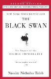Black Swan The Impact of the Highly Improbable 2nd 2010 9780812973815 Front Cover