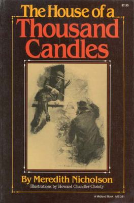 House of a Thousand Candles 1986 9780253203816 Front Cover