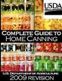 Complete Guide to Home Canning and Preserving 2010 9781607962816 Front Cover