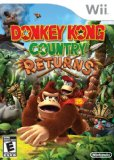 Case art for Donkey Kong Country Returns