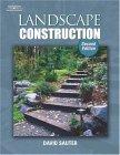 Landscape Construction 2nd 2004 Revised 9781401842819 Front Cover