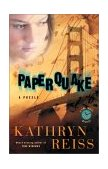 PaperQuake A Puzzle 2002 9780152167820 Front Cover
