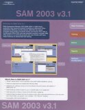 SAM 2003 3. 1 CourseNotes 2007 9781423911821 Front Cover