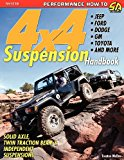4x4 Suspension Handbook 2008 9781613250822 Front Cover