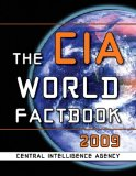 CIA World Factbook 2009 2008 9781602392823 Front Cover