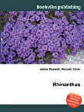 Rhinanthus 2012 9785511573823 Front Cover