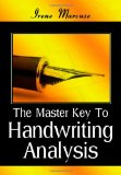 Master Key to Handwriting Analysis 2010 9781438255828 Front Cover