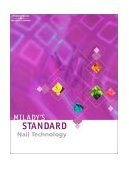 Milady's Standard Nail Technology 4th 2002 Revised 9781562538828 Front Cover