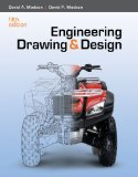 Engineering Drawing and Design (Book Only) 5th 2011 9781111321833 Front Cover