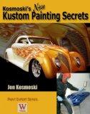 Kosmoski's New Kustom Painting Secrets 2009 9781929133833 Front Cover