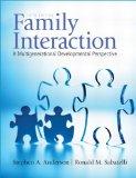 Family Interaction A Multigenerational Developmental Perspective