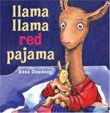 Llama Llama Red Pajama 2005 9780670059836 Front Cover