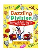 Dazzling Division Games and Activities That Make Math Easy and Fun 2000 9780471369837 Front Cover