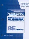 Intermediate Algebra 8th 2010 Workbook 9780538495837 Front Cover