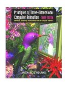 Principles of Three-Dimensional Computer Animation Modeling, Rendering, and Animating with 3-D Graphics 3rd 2003 9780393730838 Front Cover