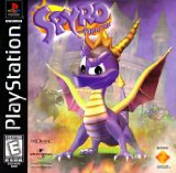 Case art for Spyro the Dragon