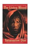 Living Blood 1st 2002 Reprint 9780671040840 Front Cover