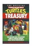 Official Teenage Mutant Ninja Turtles Treasury 1991 9780679734840 Front Cover