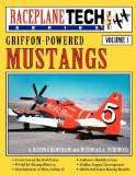 Griffon-Powered Mustangs - Raceplanetech 2000 9781580071840 Front Cover