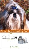 Shih Tzu 2nd 2005 Revised  9780764583841 Front Cover