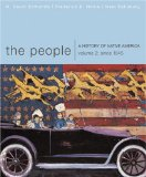 People : a History of Native America, Volume 2: Since 1845 1st 2006 9780618369843 Front Cover