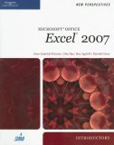 New Perspectives on Microsoft Office Excel 2007, Introductory 2007 9781423905844 Front Cover