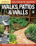 Walks, Patios and Walls 3rd 2010 9781580114844 Front Cover