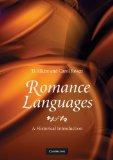 Romance Languages A Historical Introduction