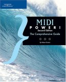 MIDI Power! The Comprehensive Guide 2nd 2005 Revised  9781598630848 Front Cover