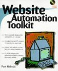 Website Automation Toolkit 1998 9780471197850 Front Cover
