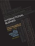 International Business The Challenge of Global Competition 13th 2012 9780077636852 Front Cover