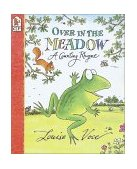 Over in the Meadow Big Book A Counting Rhyme 2000 9780763612856 Front Cover