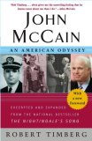 John Mccain An American Odyssey 1st 2007 9781416559856 Front Cover