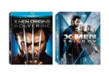 Case art for X-Men Trilogy + X-Men Origins: Wolverine [Blu-ray]
