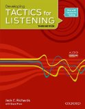 TACTICS FOR LISTENING DEVELOPING: STUDENT'S BOOK 3RD EDITION 3rd 2011 9780194013857 Front Cover