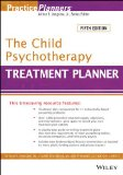 Child Psychotherapy Treatment Planner 5th 2014 9781118067857 Front Cover