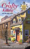 Crafty Killing 2011 9780425239858 Front Cover