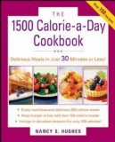 1500-Calorie-A-Day Cookbook 2008 9780071543859 Front Cover
