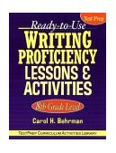 Ready-to-Use Writing Proficiency Lessons and Activities 2003 9780787965860 Front Cover