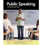 Public Speaking The Evolving Art, Enhanced 2nd 2012 9781133307860 Front Cover