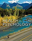 Health Psychology 5th 2016 9781319015862 Front Cover